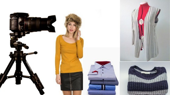 How to Take Pictures of Clothes for Online Store