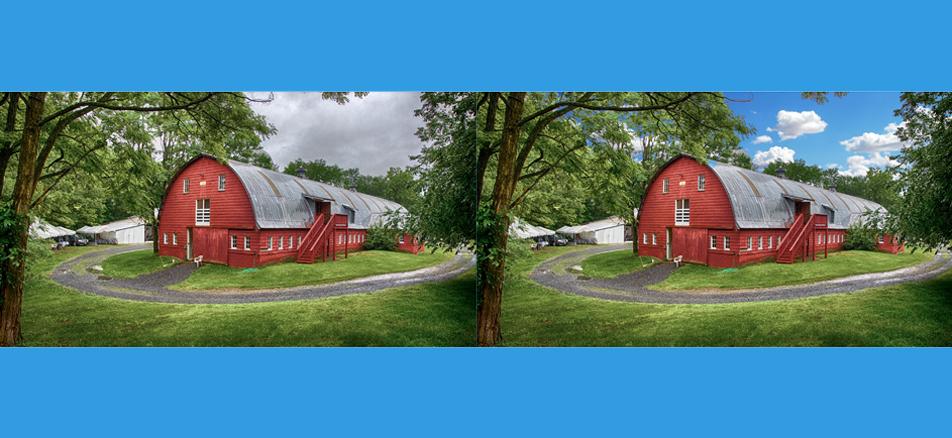 real estate photo enhancement services