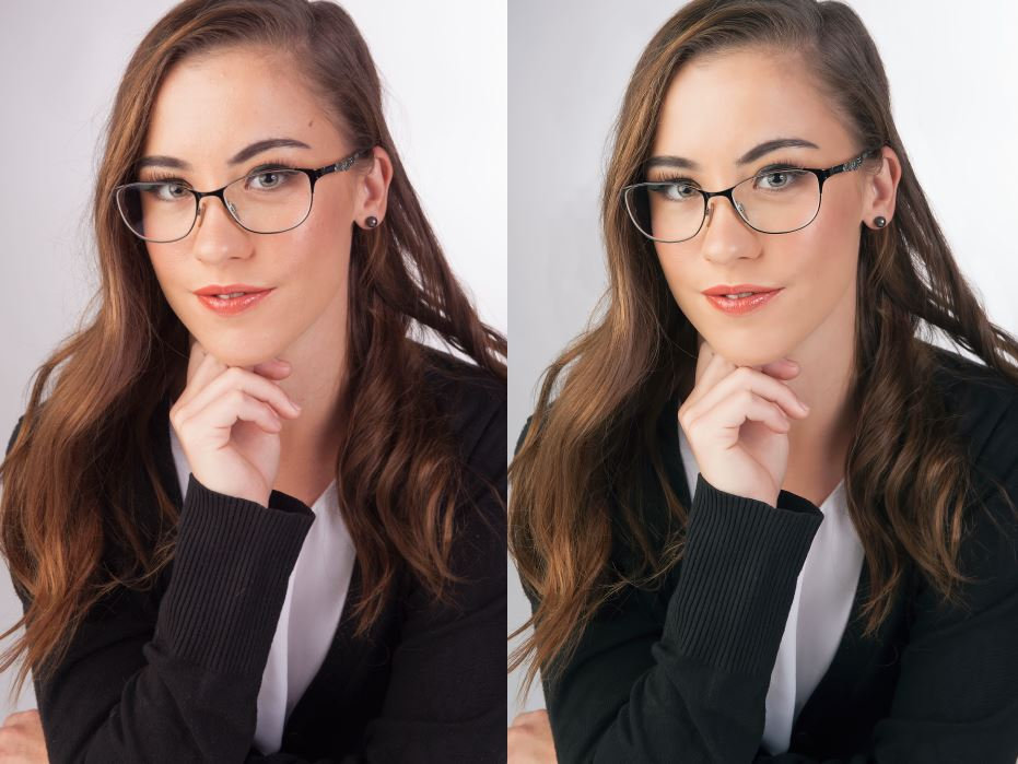high end retouching services